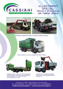 allestimenti speciali veicoli attrezzature igiene urbana